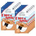Carson Dellosa I Lost A Tooth Stickers 12 Packs