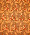 Home Decor 8\u0022x8\u0022 Fabric Swatch-Upholstery Fabric Barrow M8343-5193 Amber