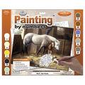 15-3/8\u0022x11-1/4\u0022 Adult Paint By Number Kit-New Friends
