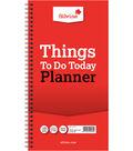 Silvine 120-sheet 5.9\u0027\u0027x11\u0027\u0027 Planner-Things To Do Today