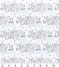 Snuggle Flannel Fabric 42\u0027\u0027-Love You To The Moon & Back