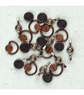 Junkyard Findings Metal Trinkets-Handles & Turns 18/Pkg