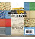 Find It Trading Amy Design Daily Transport 23 pk 6\u0027\u0027x6\u0027\u0027 Paper Pack