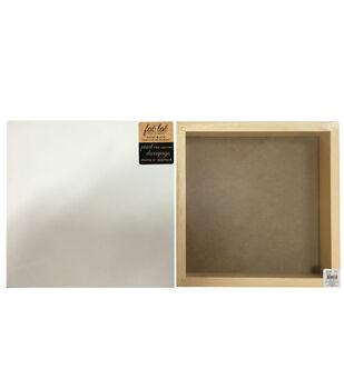 Fab Lab 12''x12'' Medium Gesso Board