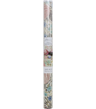 Jolee's Boutique Parisian Vintage Floral Table Runner