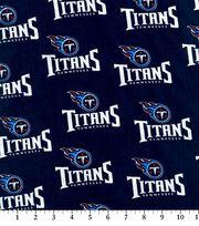 Tennessee Titans Cotton Fabric -Logo, , hi-res