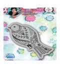 Art By Marlene 2.0 Animals Cling Stamp-Bird