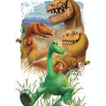 York Wallcoverings Wall Decals-The Good Dinosaur Gang