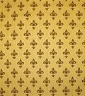 Home Decor 8\u0022x8\u0022 Fabric Swatch-Barrow M7353 5146 Gild