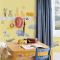 York Wallcoverings Wall Decals-Jungle Adventures