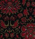 Sportswear Stretch Corduroy Fabric -Floral