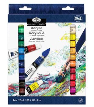 Royal Langnickel 12ml Acrylic Paint 24pk