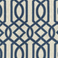 Waverly Upholstery Fabric 13x13\u0022 Swatch-Cutout Emb Marina