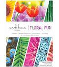 Park Lane 6\u0022x8\u0022 Paper Pad-Floral Fun