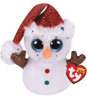 Ty Inc. Beanie Boos Regular Flurry Snowman, , hi-res