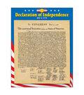 Declaration of Independence Learning Chart 17\u0022x22\u0022 6pk