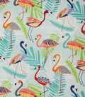 Solarium Outdoor Fabric-Birdy Capri
