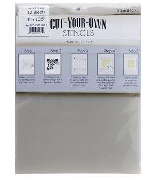 Stenciling - Paint Stencils   Letter Stencils  e6c9773b85