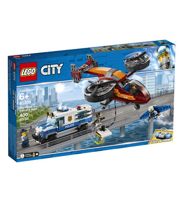 LEGO City Sky Police Diamond Heist Set