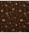 Home Decor 8\u0022x8\u0022 Fabric Swatch-Jaclyn Smith Wexford-Pecan