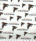 Atlanta Falcons Cotton Fabric 58\u0027\u0027-Logo