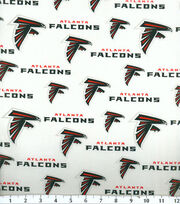 Atlanta Falcons Cotton Fabric -Logo, , hi-res