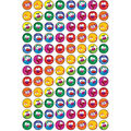 Furry Friends superSpots Stickers 800 Per Pack, 12 Packs
