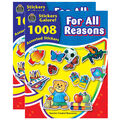 Teacher Created Resources For All Reasons Sticker Book 2 Books