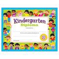 Trend Enterprises Inc. Kindergarten Diploma, 30 Per Pack, 6 Packs