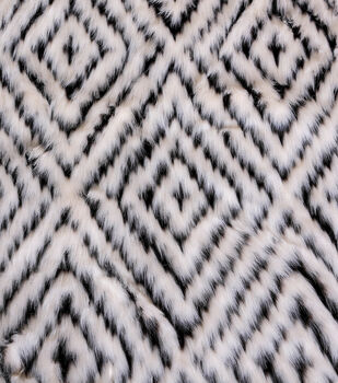 Faux Hatchback Fur Fabric
