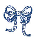 Tattered Lace Metal Die-Scruffy Bow