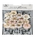 Prima Marketing Lavender Frost Mulberry Paper Flowers-Garden Petals