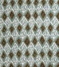 Home Decor 8\u0022x8\u0022 Fabric Swatch-Print Fabric Eaton Square Firebird Spa