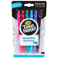 Crayola Take Note! Washable Gel Pens 6ct