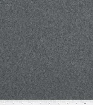Sew Classics Suiting Fabric -Charcoal