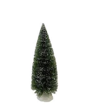 Handmade Holiday Christmas 8'' Mini Tree-Green