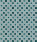 Quilter\u0027s Showcase Cotton Fabric 44\u0022-Deep Lake Gray Ditsy Geometrics