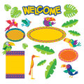 Eureka Bulletin Board Set-You Can Toucan Welcome
