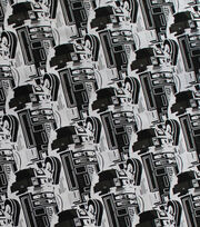 """Star Wars Cotton Fabric 44""""-R2D2 New Hope, , hi-res"""