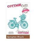 CottageCutz Elites Die -Springtime Bicycle