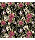 Florida State University Cotton Fabric-Tropical
