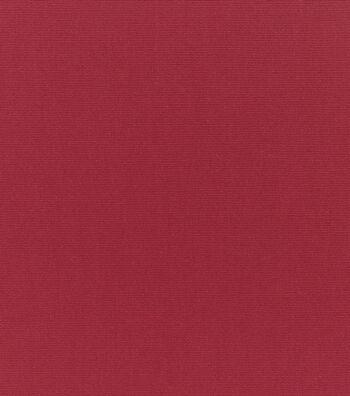 "Sunbrella Outdoor Solid Canvas Fabric 54""-Burgundy"