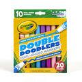 Crayola Double Doodle Markers 10/Pkg