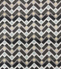 Richloom Studio Multi-Purpose Decor Fabric 54\u0022-Playhouse/ Aluminum