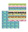 So Much Pun Double-Sided Cardstock 12\u0022X12\u0022-Dots Of Fun