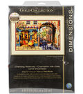Gold Collection Charming Waterway Counted Cross Stitch Kit