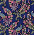 IMAN Home Print Fabric 54\u0022-Magic Garden/Jewel