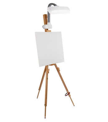 18w Easel Lamp