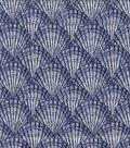 Keepsake Calico Cotton Fabric 44\u0022-Scallops Sailor