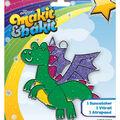 Makit & Bakit Suncatcher Kit-Dinosaur